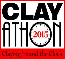 Clayathon 2015 logo